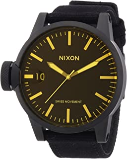 Best nixon chronicle leather Reviews