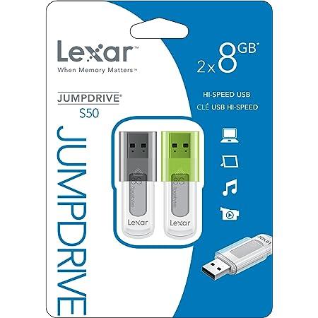 Blue LHN 8GB Scooter USB 2.0 Flash Drive
