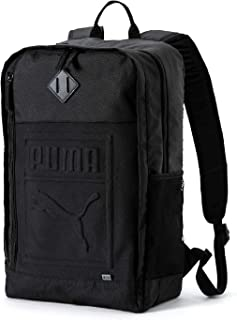 PUMA Unisex-Adult Backpack, Black - 075581