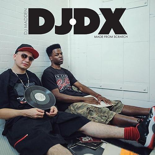 Ninja of Rap (Feat. DJ Madden) [Explicit] by DJ DX on Amazon ...