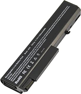 Laptop Battery Compatible HP EliteBook 8440P 6930P 8440W ProBook 6440B 6455B 6540B 6545B 6550B Compaq 6730B 6735B 6530B, fits P/N 482962-001 HSTNN-UB69 KU531AA - High Extended Performance