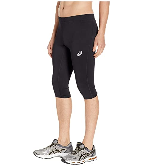 ASICS Run Silver Knee Tights at Amazon Women's Clothing store