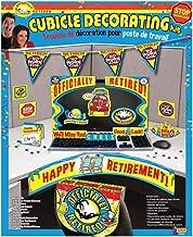 Forum Novelties 72816 Officially Retired Cubicle/Desk Decorating Kit