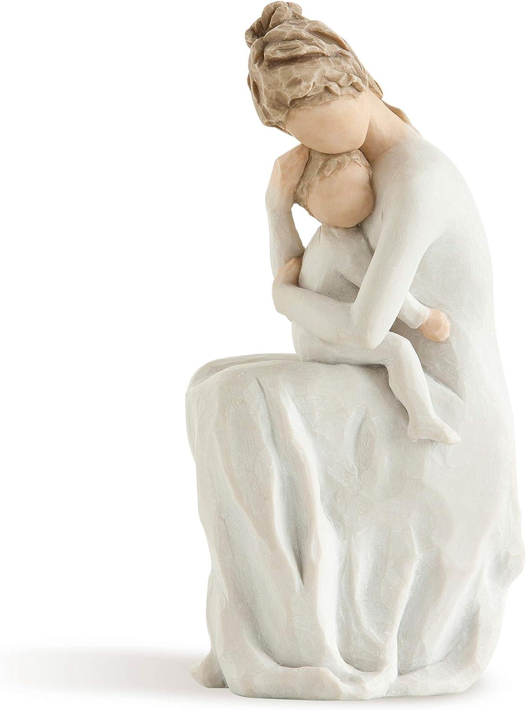 Willow Tree, Figura madre e hijo, Decoración Navidad, Enesco