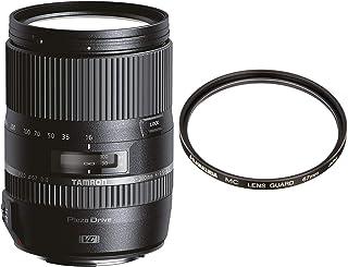 タムロン 【レンズ】 16-300mm F/3.5-6.3 Di II VC PZD MACRO 【B016】 &フィルター67mm (キャノン用)