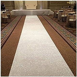 shinybeauty 3ftx15ft-aisle Runner wedding-gold