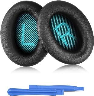 Hoofdtelefoon Vervangende Pads voor Bose, ELZO Professionele Oorkussens voor Bose Hoofdtelefoon QC2/QC15/QC25/QC35/QC35II/...