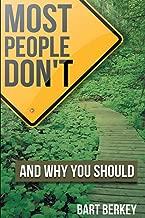 معظم الناس Don' t (لماذا يجب عليك)