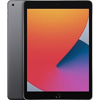 Apple iPad (de 10.2pulgadas, con Wi-Fi y 32GB) - Gris espacial (Ultimo Modelo, 8.ªgeneración)