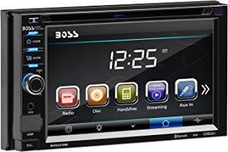 Best double din touch screen detachable face Reviews
