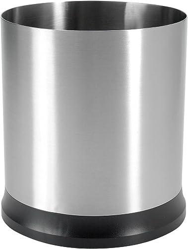 OXO 1386400 Good Grips Stainless Steel Rotating Utensil Holder