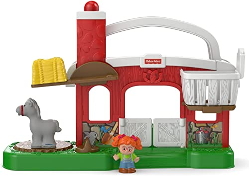 Fisher-Price Little People Hay Stackin' Stable by Fisher-Price