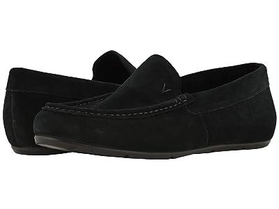 VIONIC Tompkin (Black/Black Suede) Men