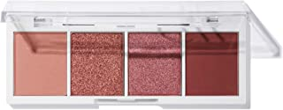 e.l.f, Bite-Size Eyeshadows, Creamy, Blendable, Ultra-Pigmented, Easy to Apply, Berry Bad, Matte & Shimmer, 0.12 Oz