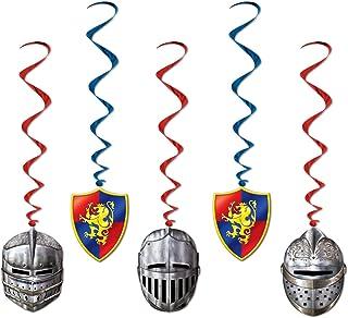 Medieval Whirls (5/Pkg)