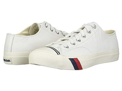 Keds Pro-Keds Royal Lo Core Leather (White Leather 2) Men