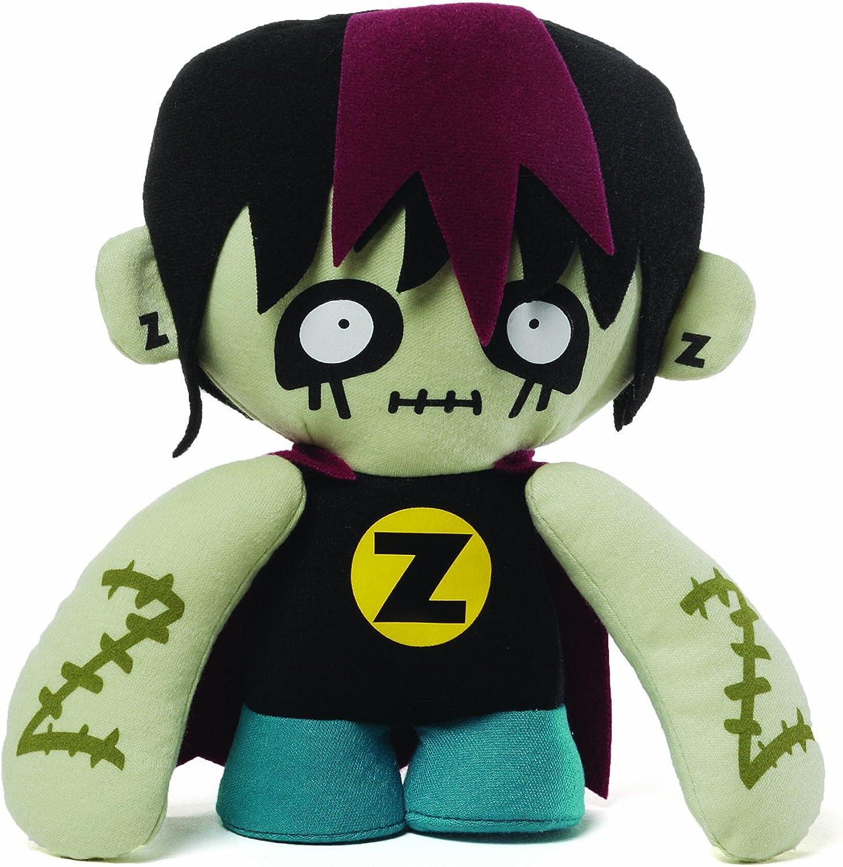 Gund Zombie Superhero Plush by GUND