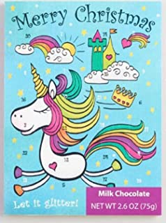 Best unicorn advent calendar chocolate Reviews
