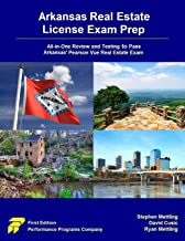Arkansas Real Estate License Exam Prep: All-in-One Review and Testing to Pass Arkansas' Pearson Vue Real Estate Exam