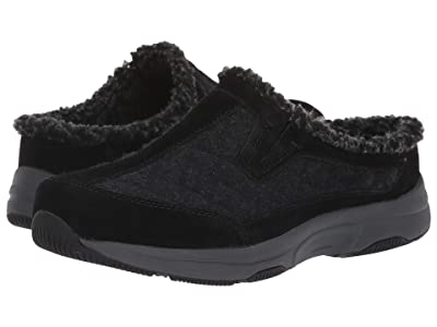 Easy Spirit Oren (Black/Dark Grey S002/Negro1000/Black) Women
