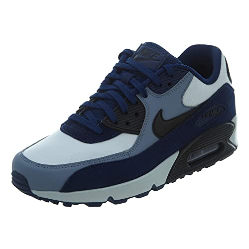 air max 90 leather bleu