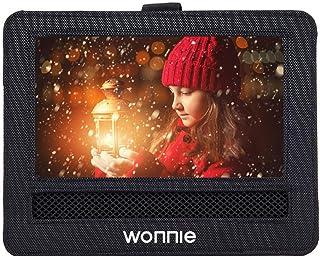 """WONNIE Support Voiture Appui-tête Housse de Protection pour 12.5"""" Lecteur DVD.."""