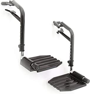 Invacare T93HEP Economy Footrest for Standard Wheelchairs