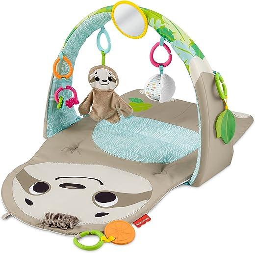 Fisher-Price Sensory Sloth Gym (SIOC)
