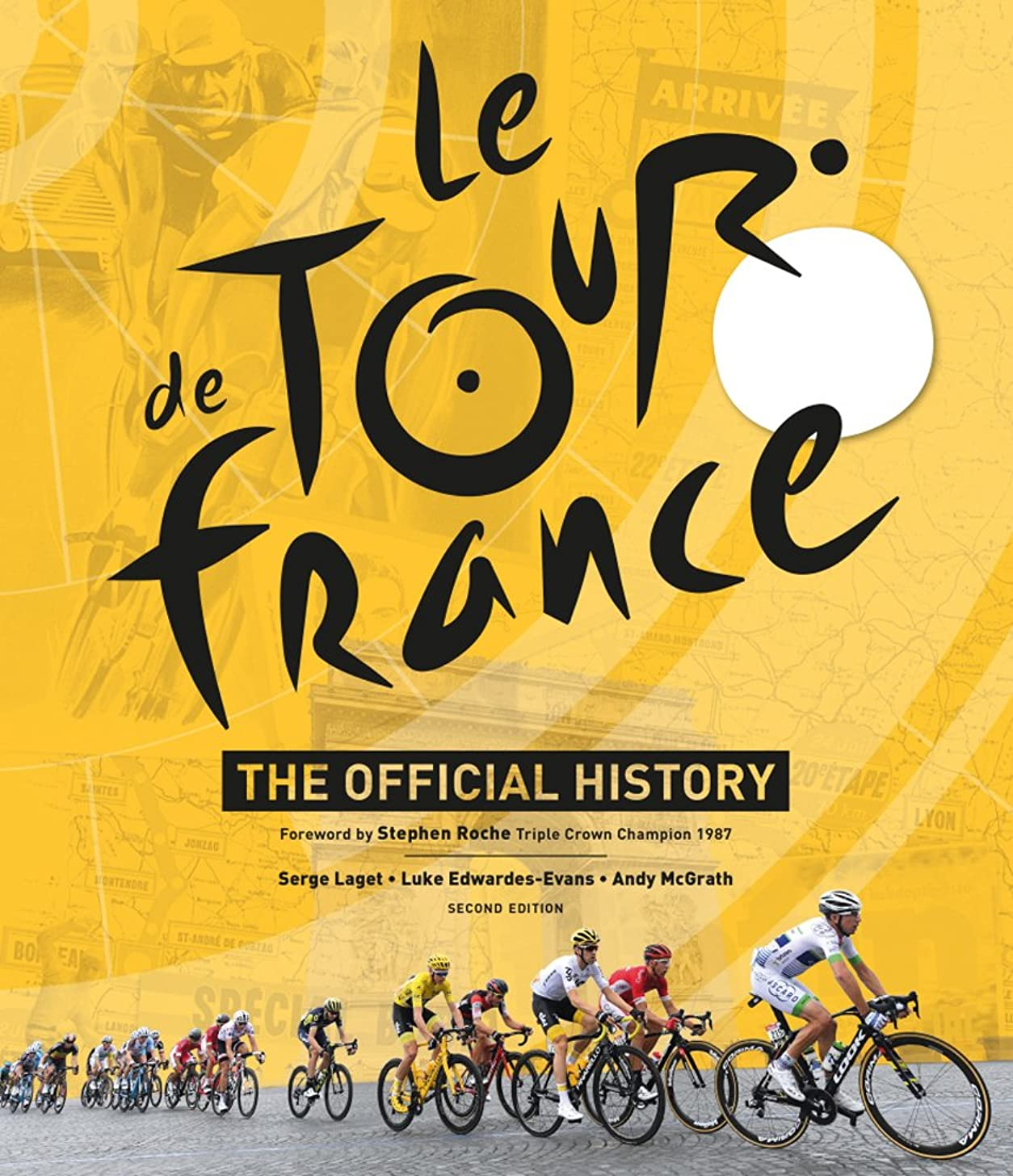 ホイスト運搬解決Le Tour De France: The Official History