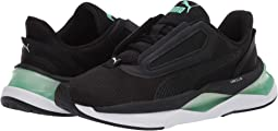 Puma Black/Green Glimmer