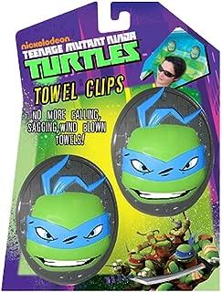 Amazon.com: Boca Beach Towel Clips Teenage Mutant Ninja ...