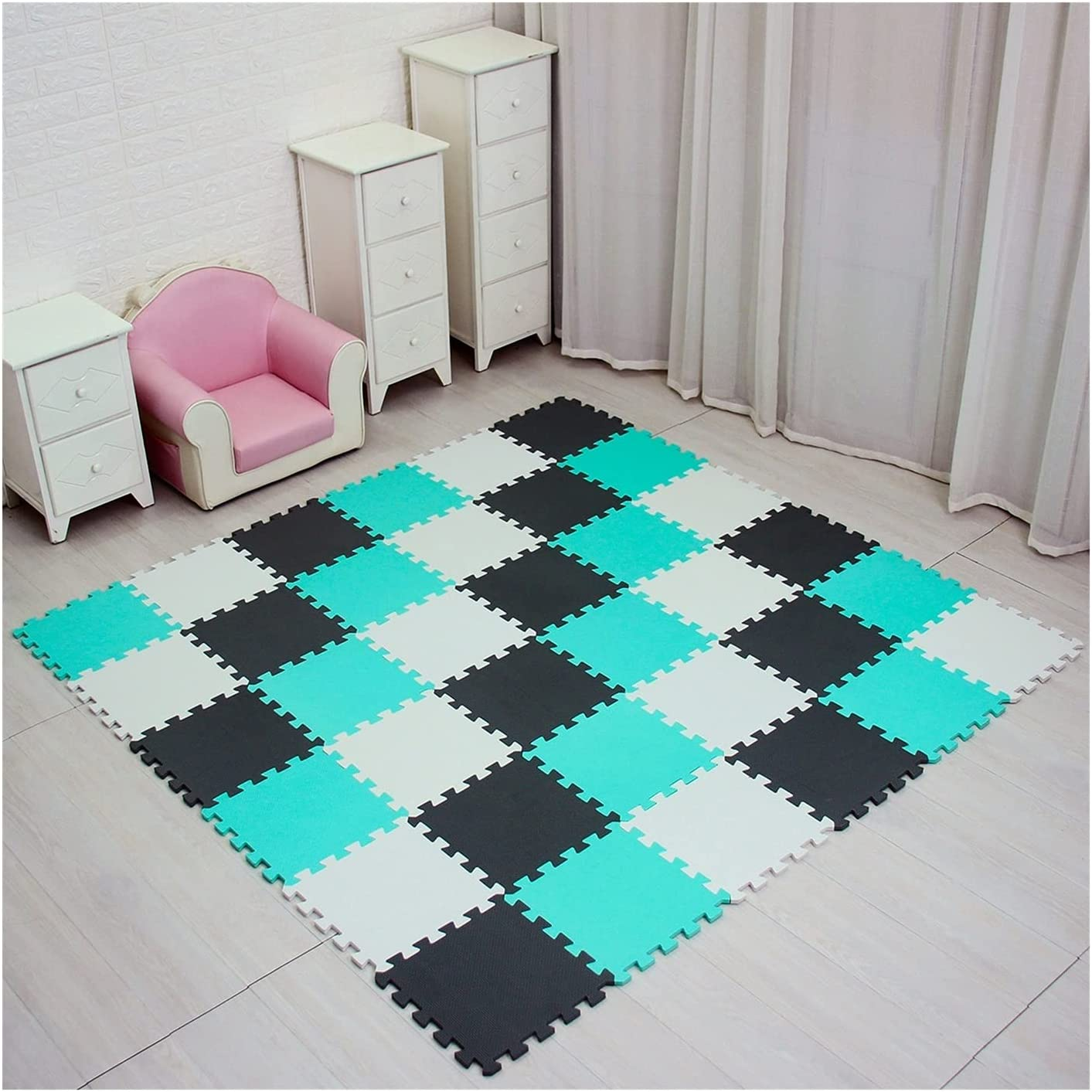Don't miss the campaign XINGTAO Carpet Foam Max 81% OFF Play Puzzle Interlocking Kids Exerci for Mat