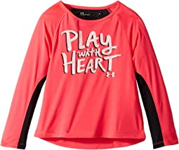 Play with Heart Long Sleeve Shirt (Little Kids)