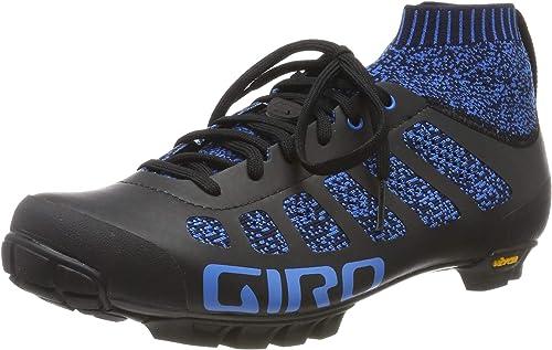 Giro Empire Vr70 Knit MTB, Chaussures de VTT Homme, MultiCouleure (Midnight bleu 000), 41 EU