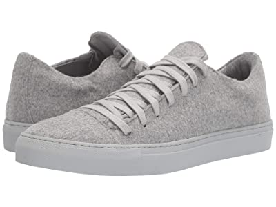 John Varvatos Collection Reed Low Top Sneaker (Ash) Men