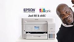 Amazon.com: Epson EcoTank ET-4760 Wireless Color All-in-One ...