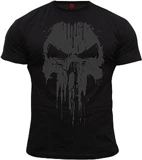 Dirty Ray Bodybuilding Bull Dog Gym mens short sleeve T-Shirt K30