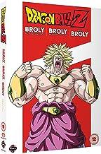 Dragon Ball Z Movie: Broly Trilogy DVD