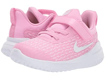 Nike Kids Rival (Infant/Toddler) (Pink Rise/White/Pink Foam) Girls Shoes