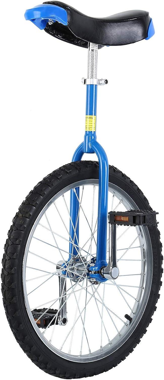 MuGuang Ranking TOP8 20'' Unicycle Single Wheel Buck Alloy Bike Same day shipping with Aluminum