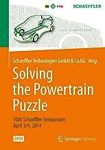 Solving the Powertrain Puzzle: 10th Schaeffler Symposium April 3/4, 2014 (Proceedings)