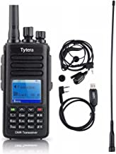 IP67 Waterproof and dustproof drop resistance TYT/Tytera MD-390 DMR Digital Two Way Radio 5W UHF 400—480Mhz 1000 Channel Digital/Analog Mode LCD Text Message Two Way Radio