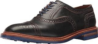 Allen Edmonds Strandmok Black Chromexcel Leather 9