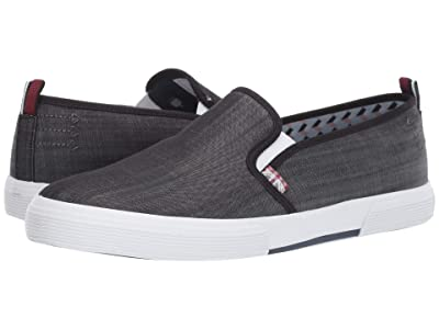 Ben Sherman Bradford Slip-On (Navy Denim) Men