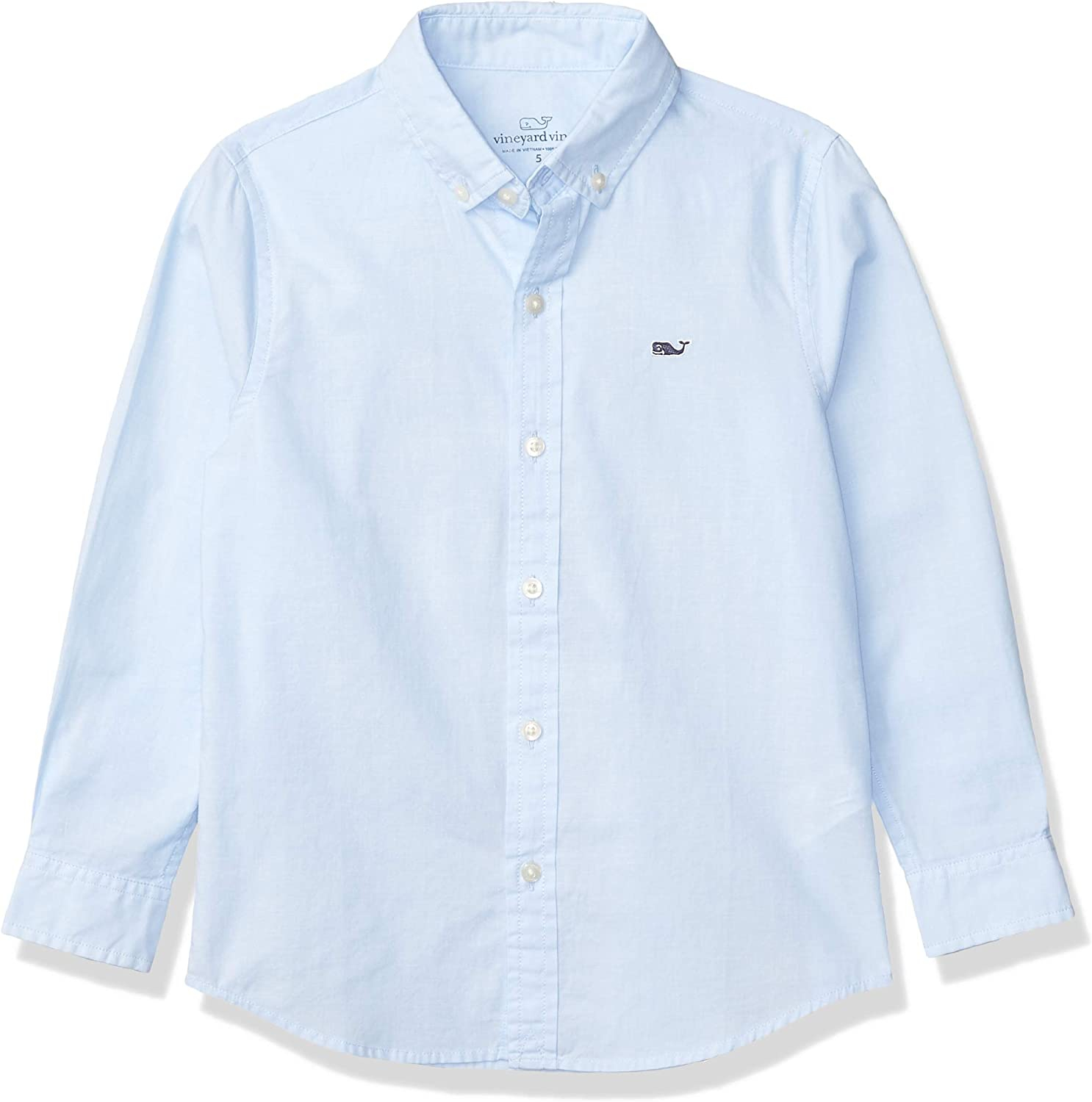 vineyard Fresno Mall Popular products vines Boy's End Button Shirt Whale Down