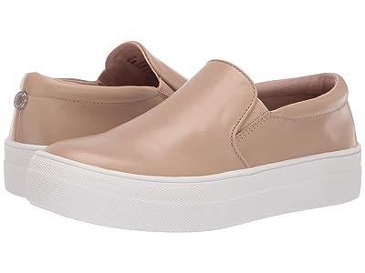 Steve Madden Gills Sneaker (Natural Leather) Women