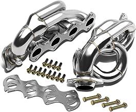 For Ford Mustang 4-1 Design 2-PC Stainless Steel Exhaust Header Kit - 4.6L V8