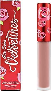 Lime Crime Velvetines Liquid Matte Lipstick, Lulu - Peachy Beige - French Vanilla Scent - Long-Lasting Velvety Matte Lipstick - Won't Bleed or Transfer - Vegan