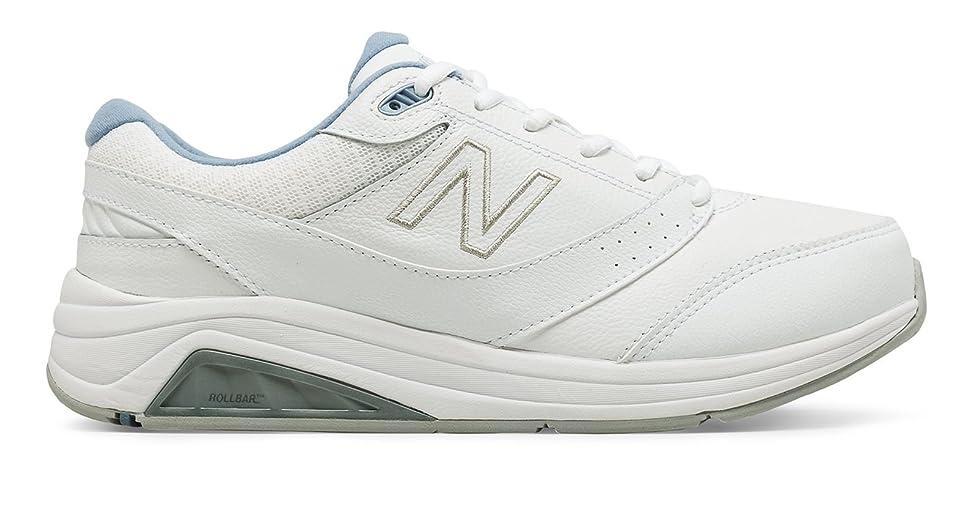 体主張外側[New Balance(ニューバランス)] 靴?シューズ レディースウォーキング Leather 928v3 White ホワイト US 5 (22cm) [並行輸入品]