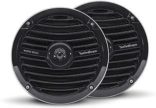 Rockford Fosgate RM0652B Prime Marine 6.5 Full Range Speakers - Black (Pair)